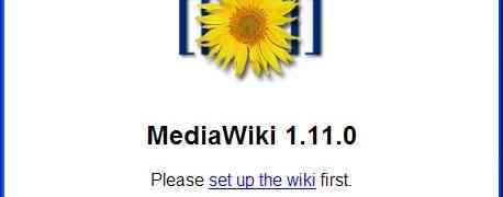 Instalando un wiki en 1and1