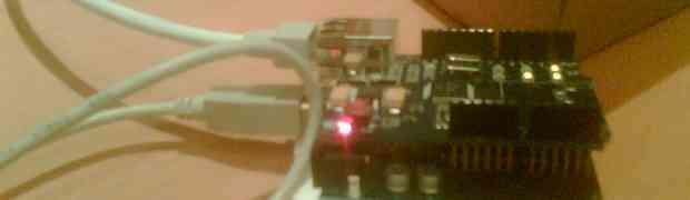 Arduino como servidor web